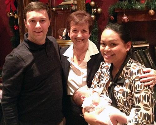 Reverend Linda Hendrick - Baby Namings & Blessings 01
